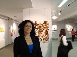 Adriana Woll, à frente de 'A vontade dos outros'